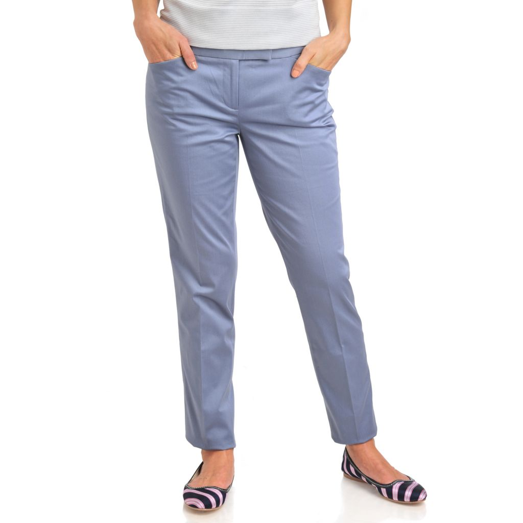 710-088 - Brooks Brothers® Stretch Woven Tapered Pants