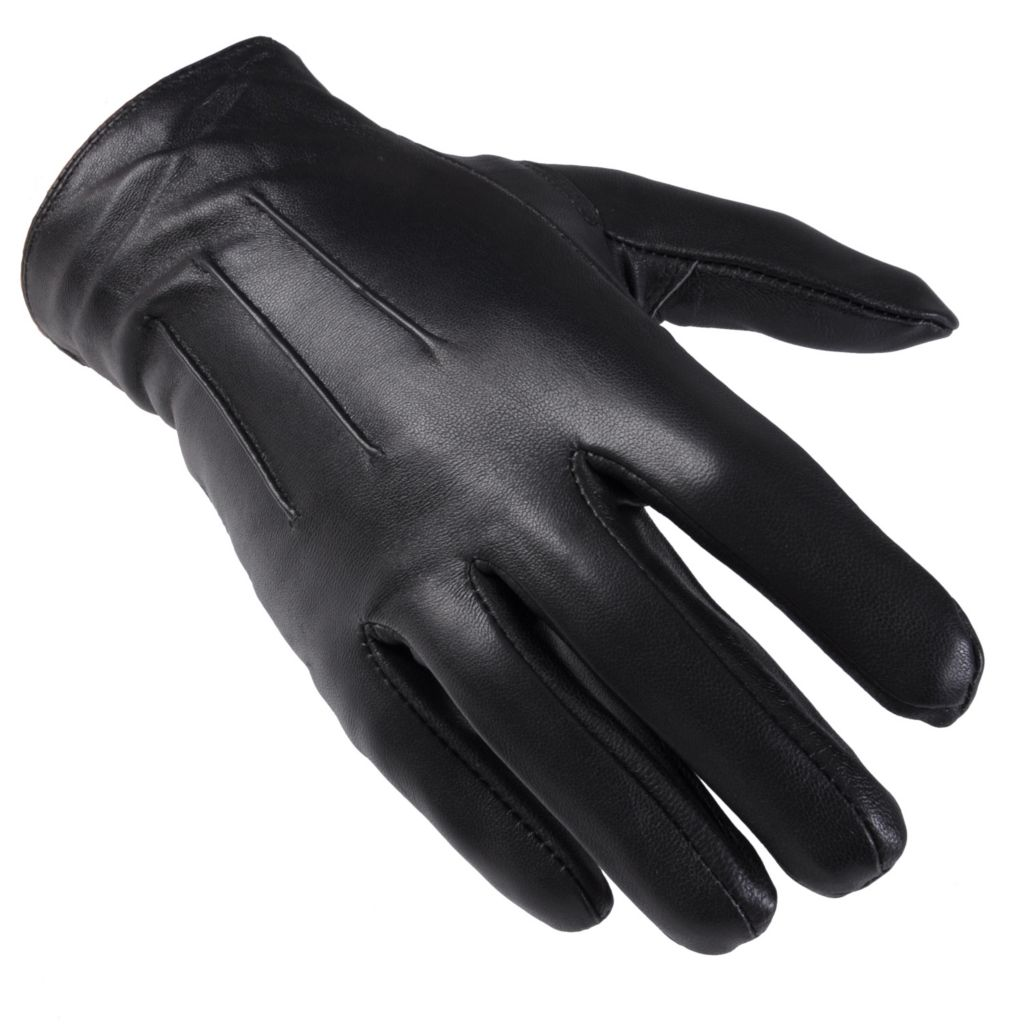 710-389 - Daxx Men's Genuine Leather Thinsulate Lined Gloves