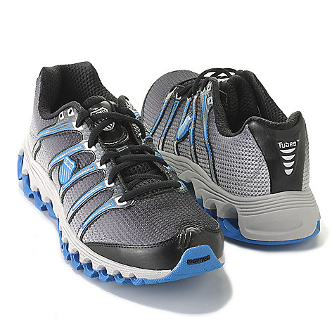 710-471 - K-Swiss® Men's Tubes™ Run 100 Cross Trainers