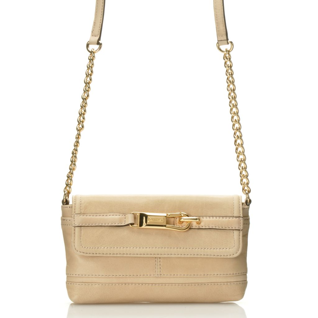 710-679 - Calvin Klein Handbags Leather Cross Body