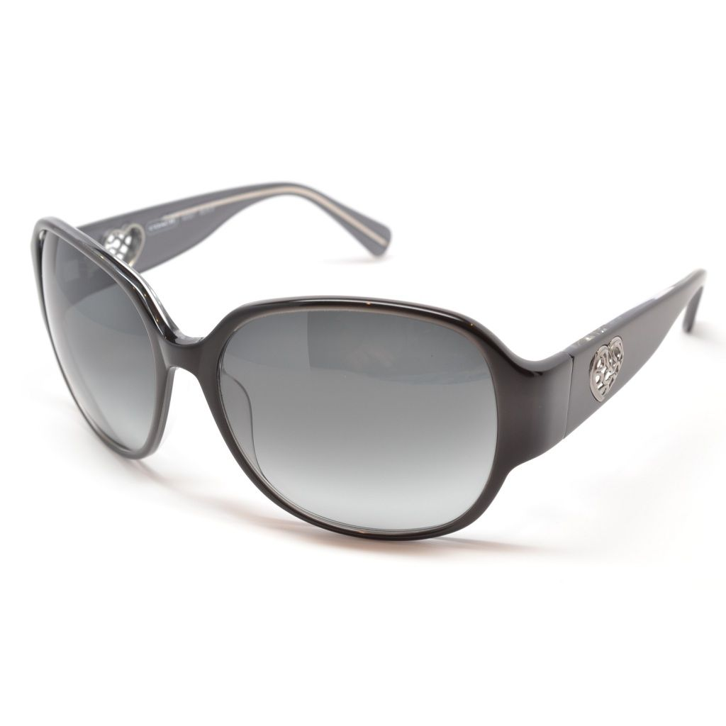 711-160 - Coach 2027 Black Women's Designer Sunglasses