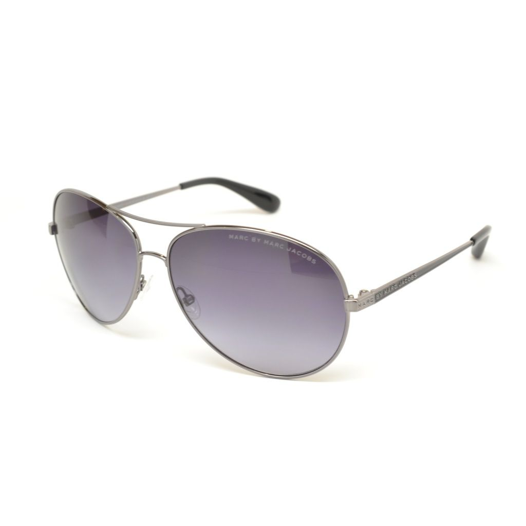 711-200 - Marc By Marc Jacob 184/S 0KJ1 Dark Ruthenium Unisex Designer Sunglasses