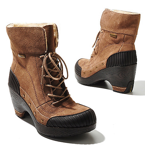 711-366 - Jambu Leather ''Netherlands'' Short Boots