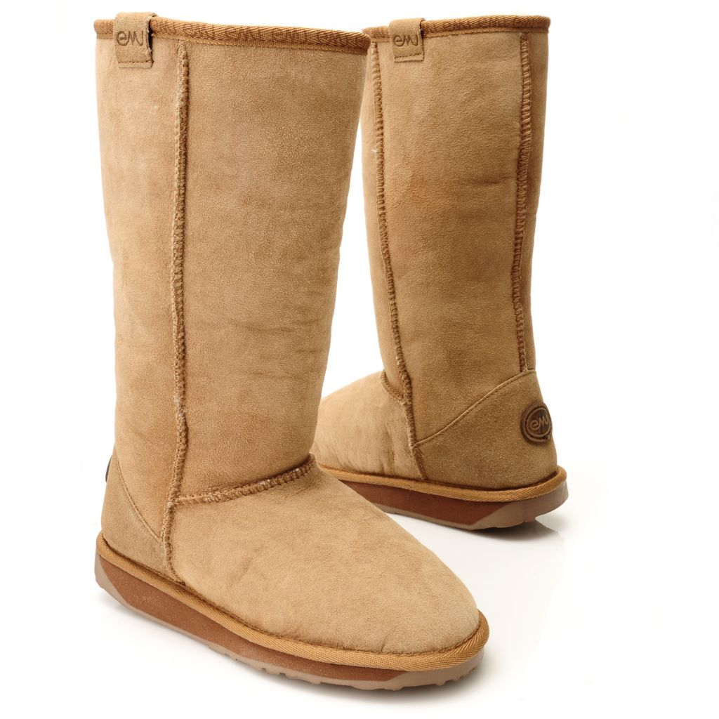 711-940 - EMU® Sheepskin Slip-on Tall Boots