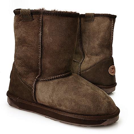 711-941 - EMU® Sheepskin Slip-on Short Boots