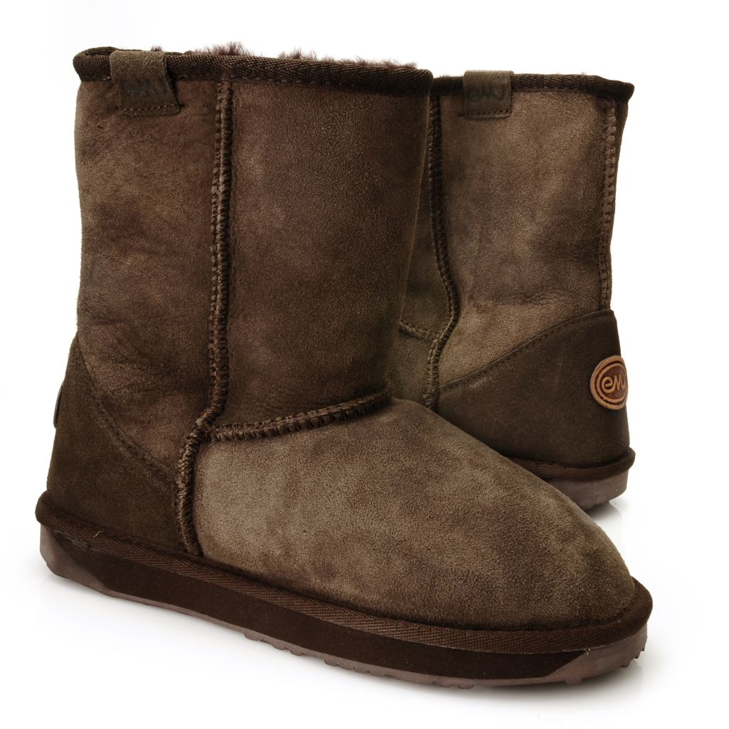 711-941 - EMU® Sheepskin Slip-on Short Boots