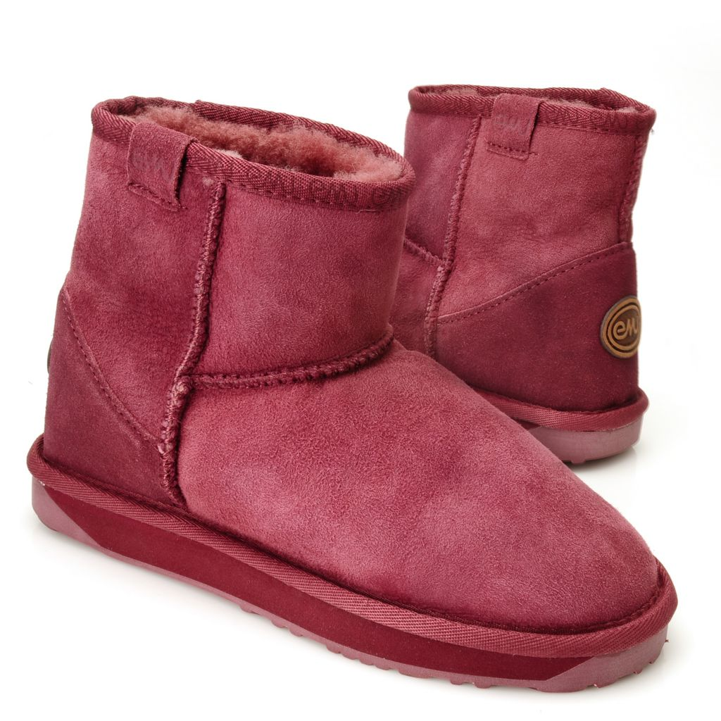 711-942 - EMU® Sheepskin Slip-on Ankle Boots