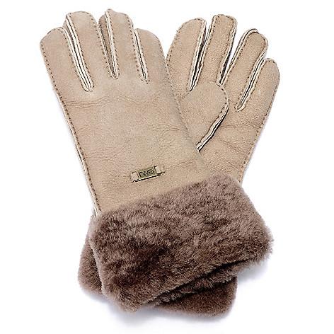 711-952 - EMU® Women's Sheepskin Short Fur Cuffed Gloves
