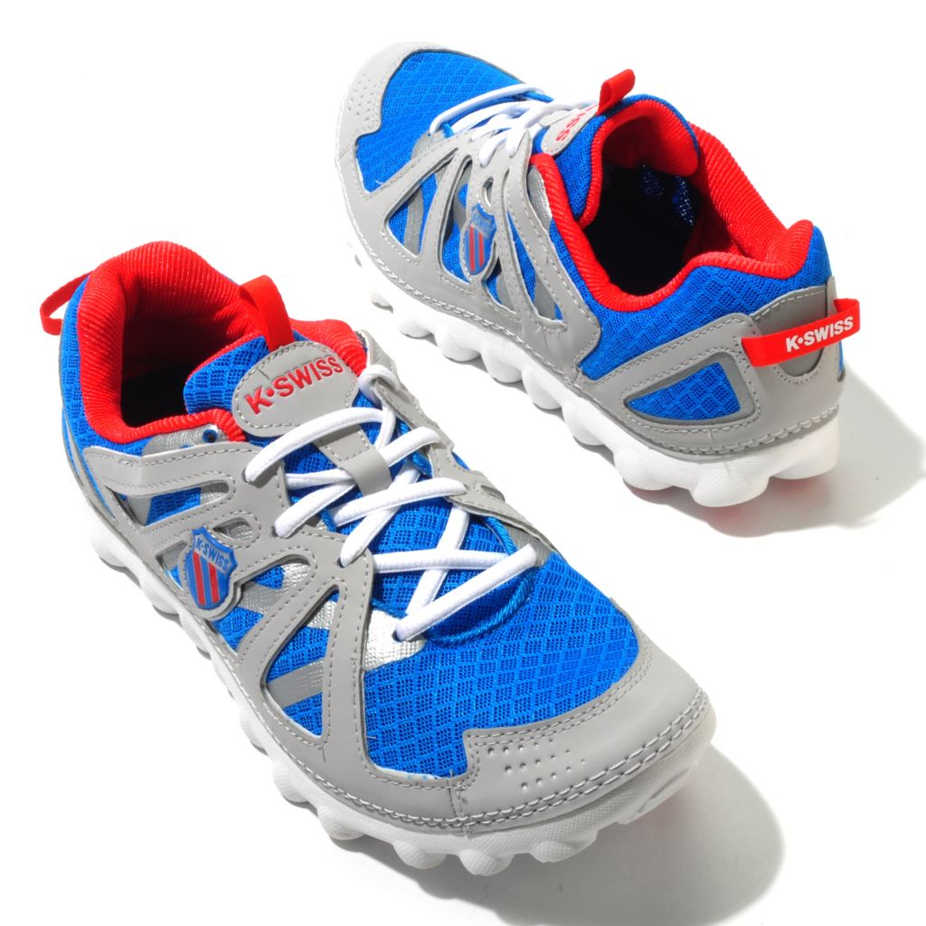 "712-062 - K-Swiss® Men's ""Vertical Tubes™ Cali-Mari II"" Running Shoes"