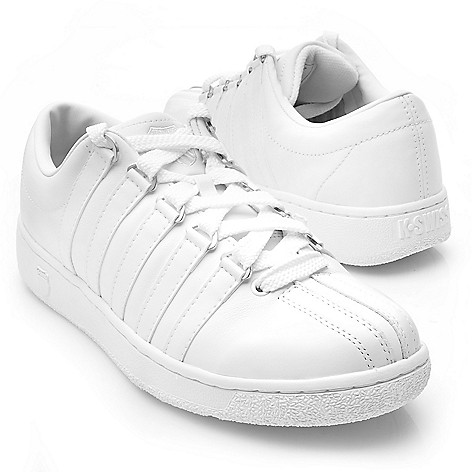 712-065 - K-Swiss® Men's Leather ''Classic Luxury Edition™'' Sneakers