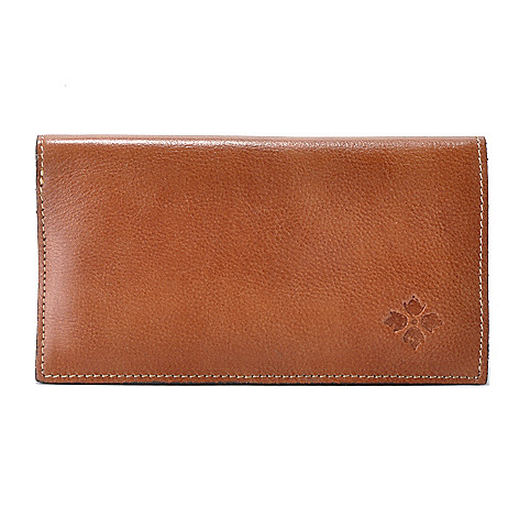 712-153 - Patricia Nash Leather ''Varesse'' Billfold Wallet