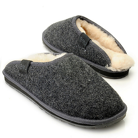 712-406 - EMU® Men's Sheepskin & Wool Slippers