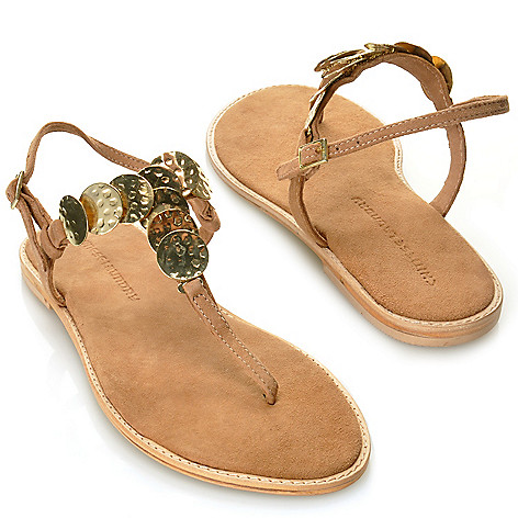 712-570 - Chinese Laundry ''Impulse'' Quarter Strap Thong Sandals