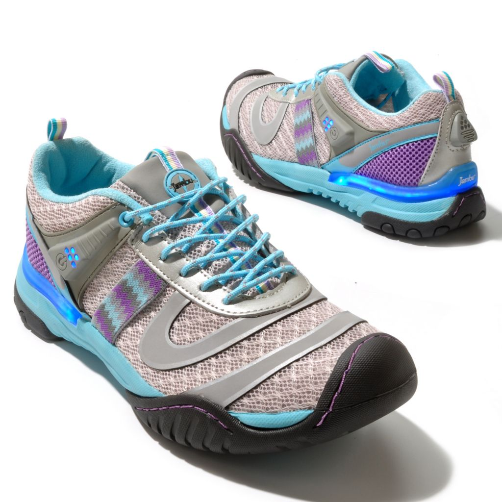 "712-598 - Jambu ""Ambient Walkers"" Illuminated Walking Shoes"