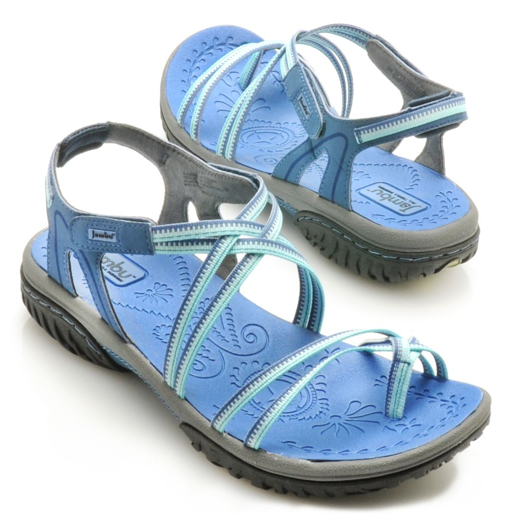 "712-613 - Jambu ""Runner"" Toe Loop Sport Sandals"