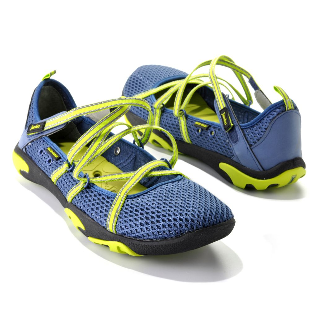 "712-614 - Jambu ""Tidal"" Hydro-Terra Collection Trail & Water Ready Slip-on Shoes"