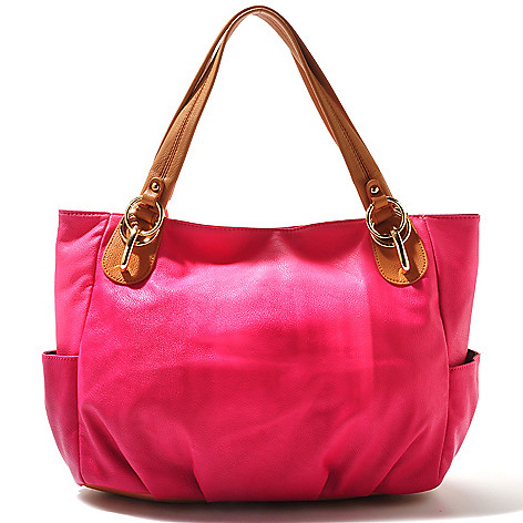 712-754 - LaTique ''Madrid'' Double Handle Tote Bag