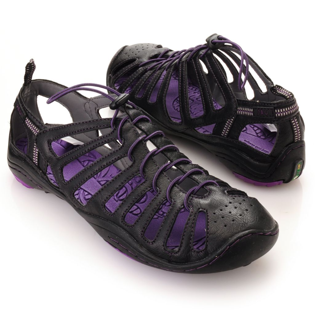 713-193 - Jambu Lightweight All-Terrain Barefoot Comfort Sandals