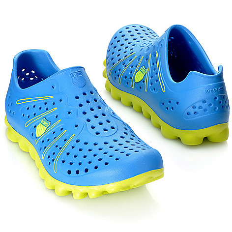 713-362 - K-Swiss® Women's ''Recover'' Perforated Clogs