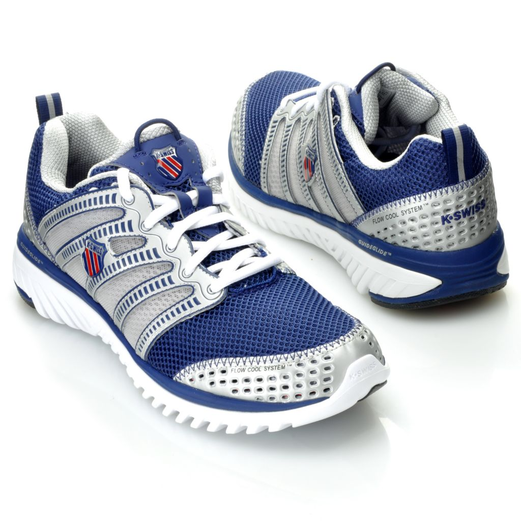 713-595 - K-Swiss® Men's Blade-Light™ Run Lightweight Running Shoes w/ Flow Cool System™