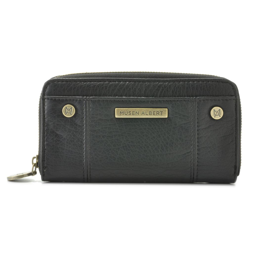 713-714 - Musen Albert Zip Around Wallet