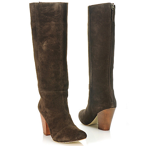 713-742 - Matisse® Suede Leather Tall Boots
