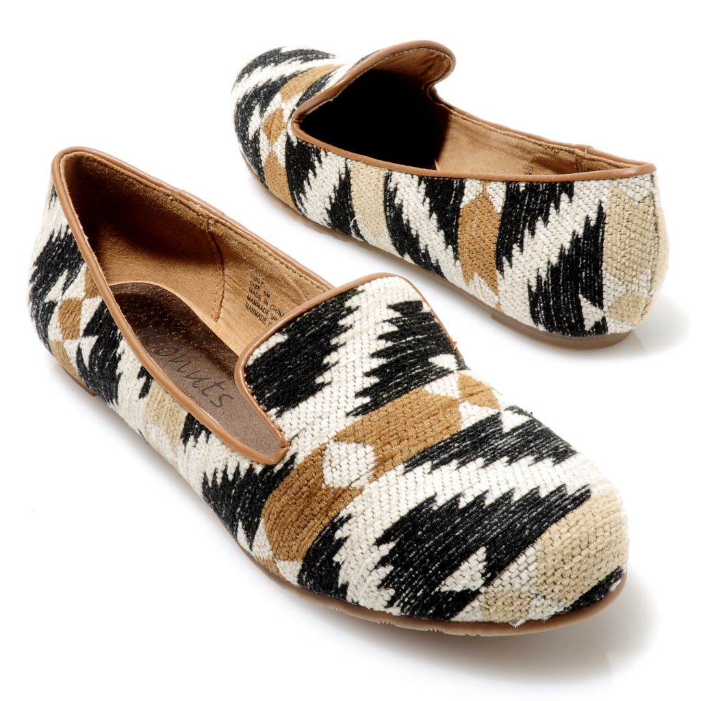 713-753 - Matisse® Printed Tapestry Smoking Loafers