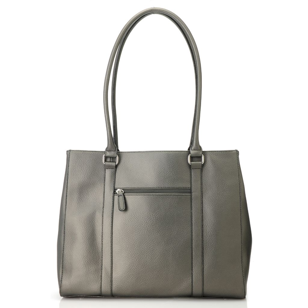 713-961 - Wilsons Leather Double Handle Large Tote Bag