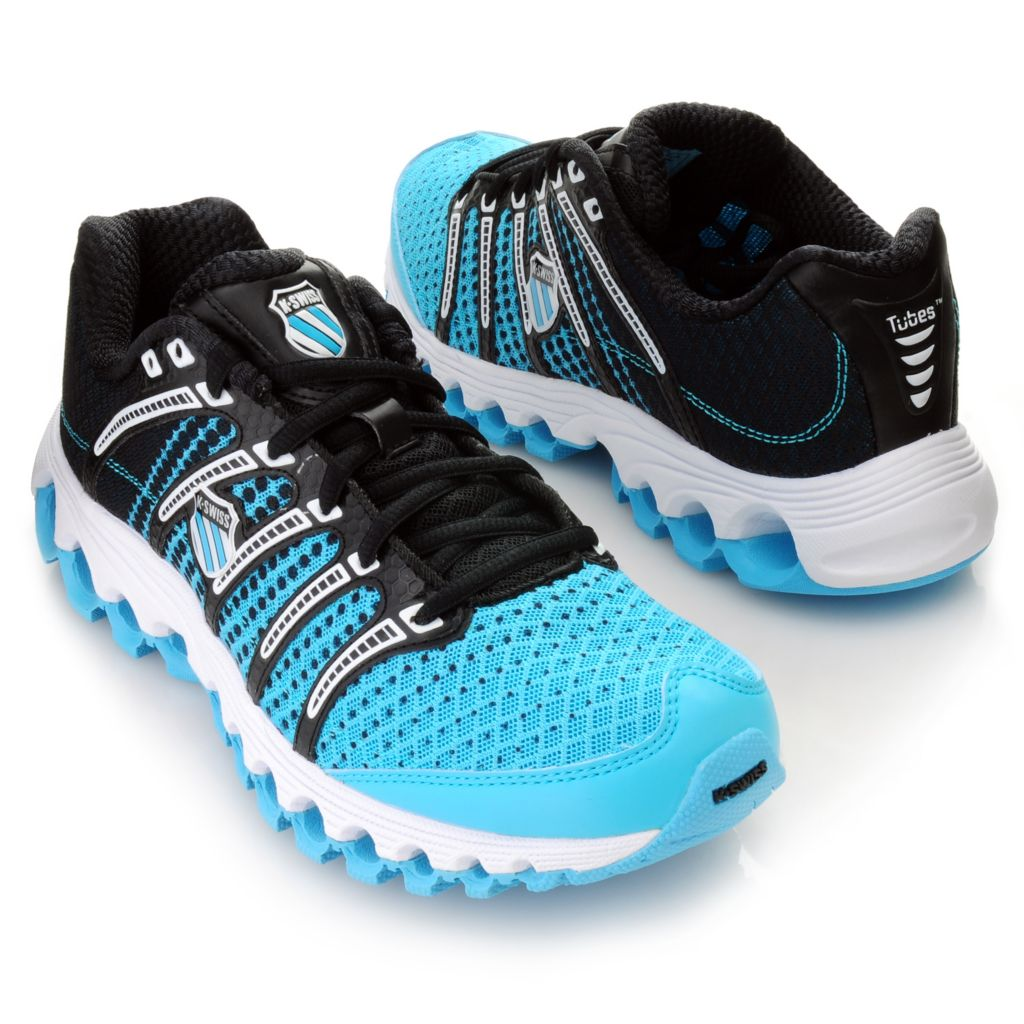 714-038 - K-Swiss® Women's Tubes™ Run 100 Dot Design Running Shoes