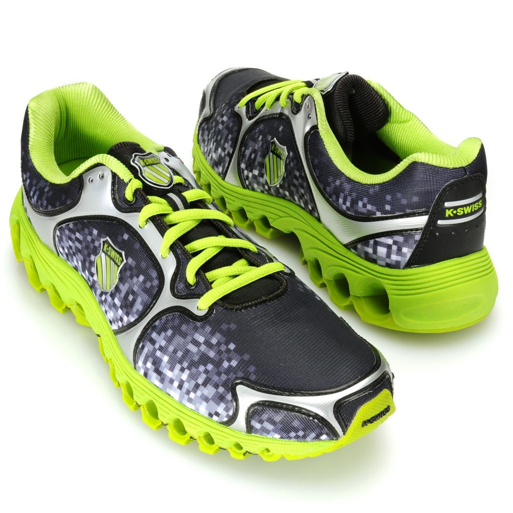 714-042 - K-Swiss® Men's Tubes™ 100 Dustem Digital Design Running Shoes