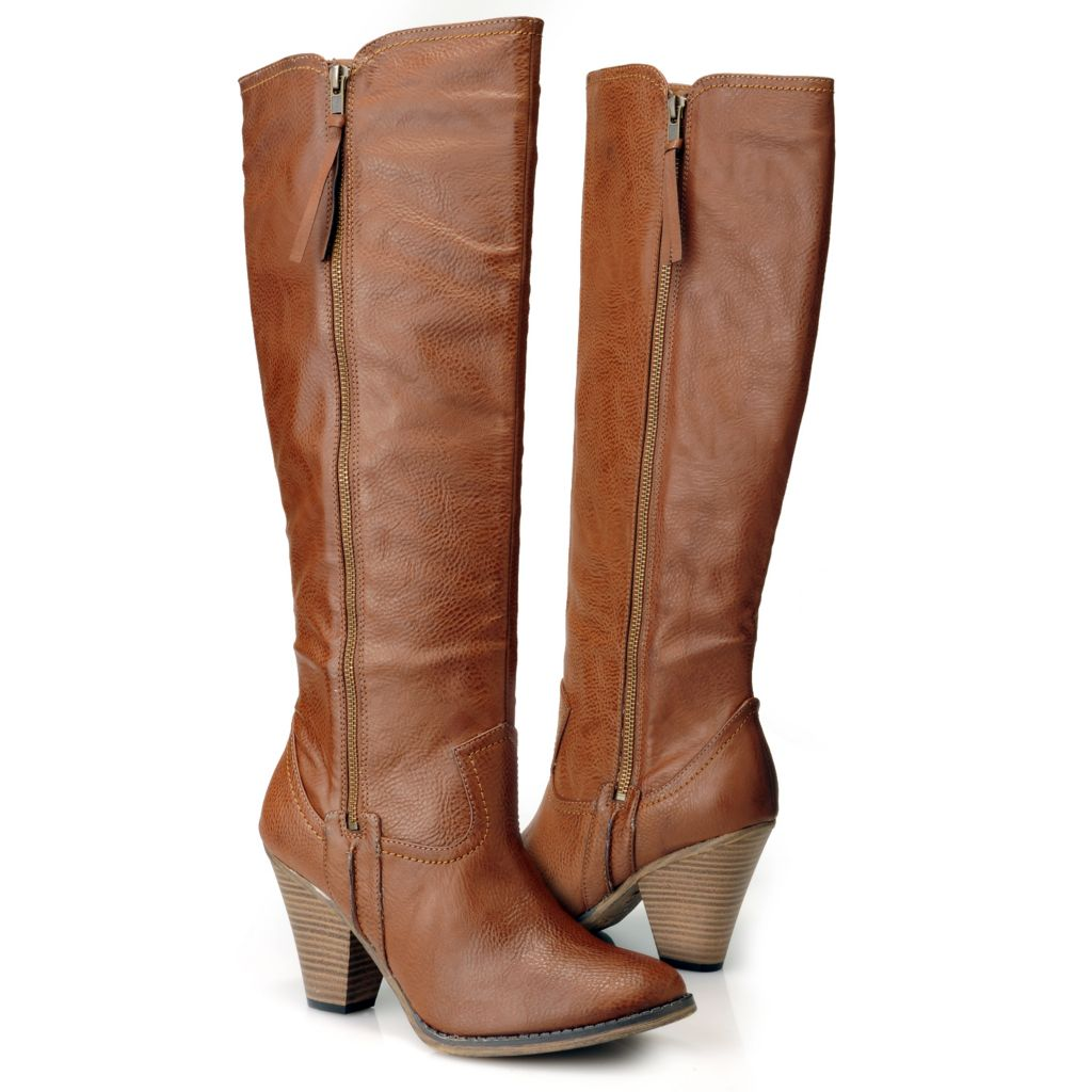 714-080 - MIA Side Zipper Tall Boots