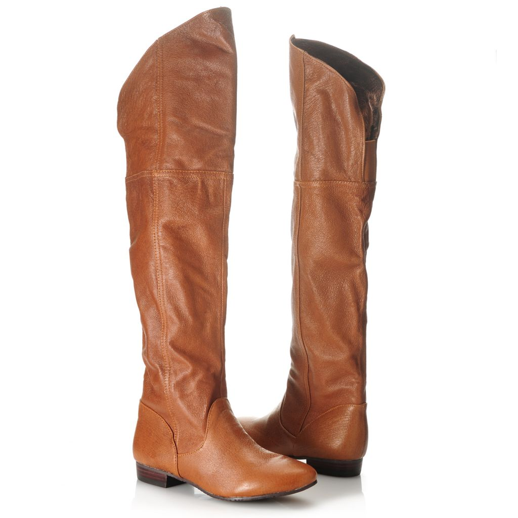 714-101 - Chinese Laundry Convertible Folded or Over-the-Knee Tall Boots