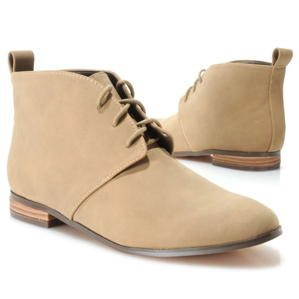 714-114 - Michael Antonio® Lace-up Desert Boots