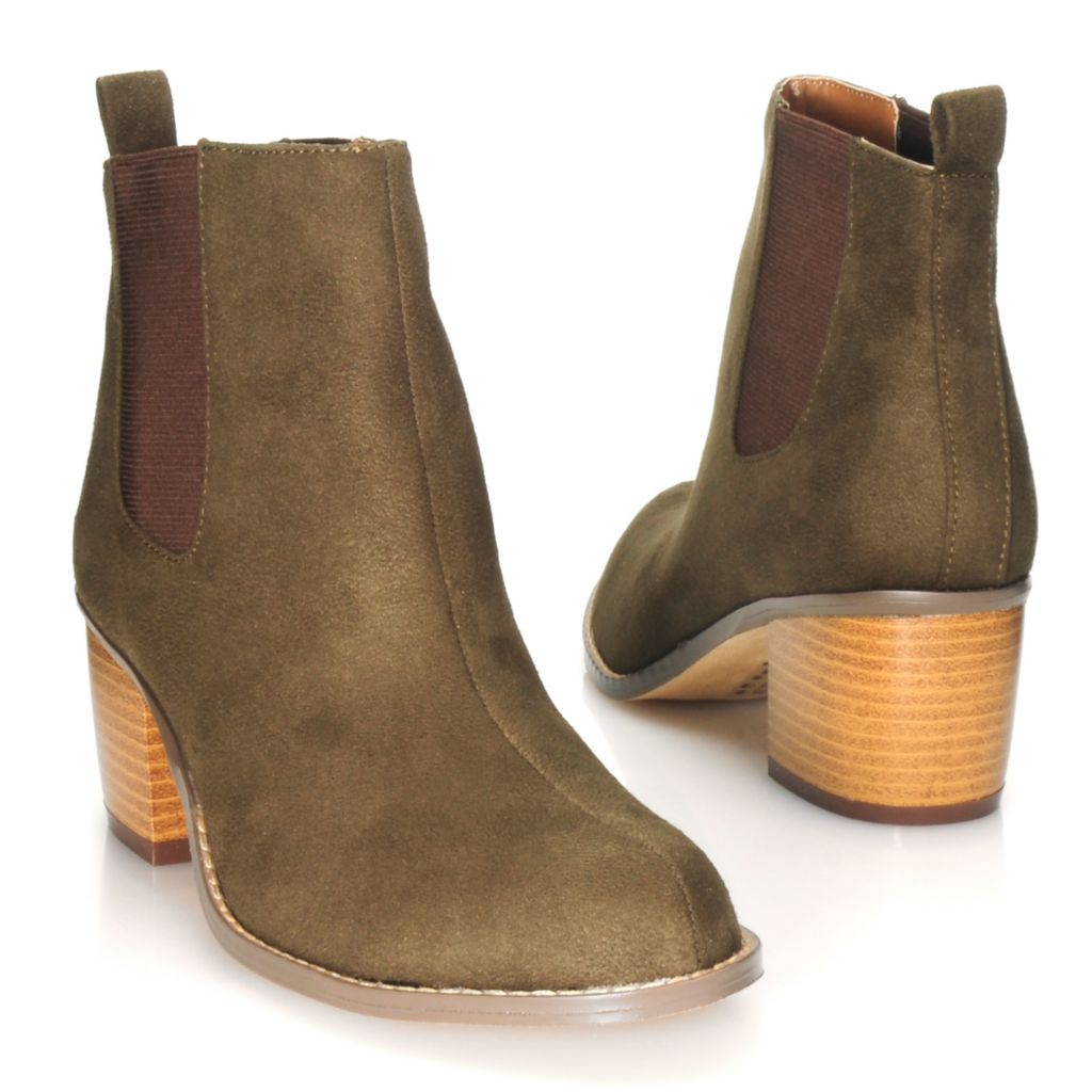 714-126 - Michael Antonio® Pull-on Ankle Boots