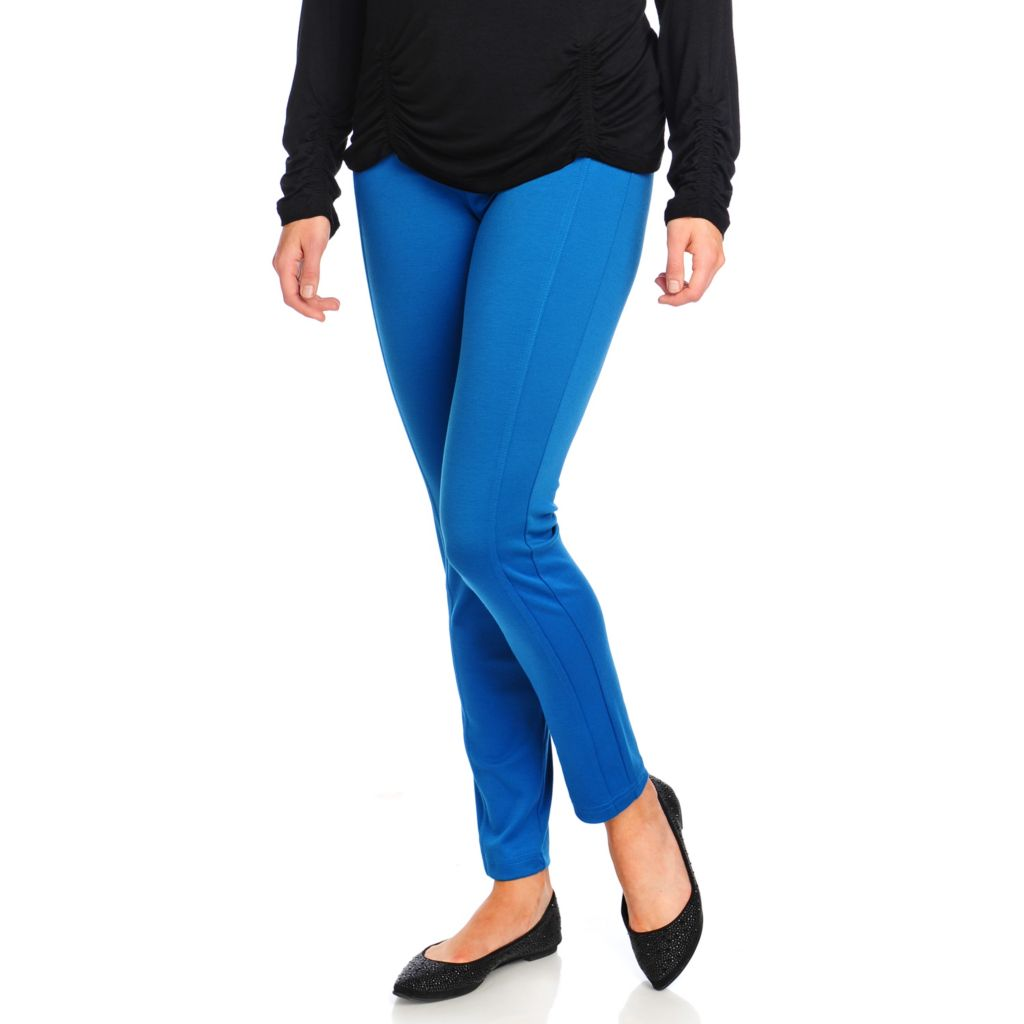 714-224 - Kate & Mallory Ponte Knit Pull-on Pants