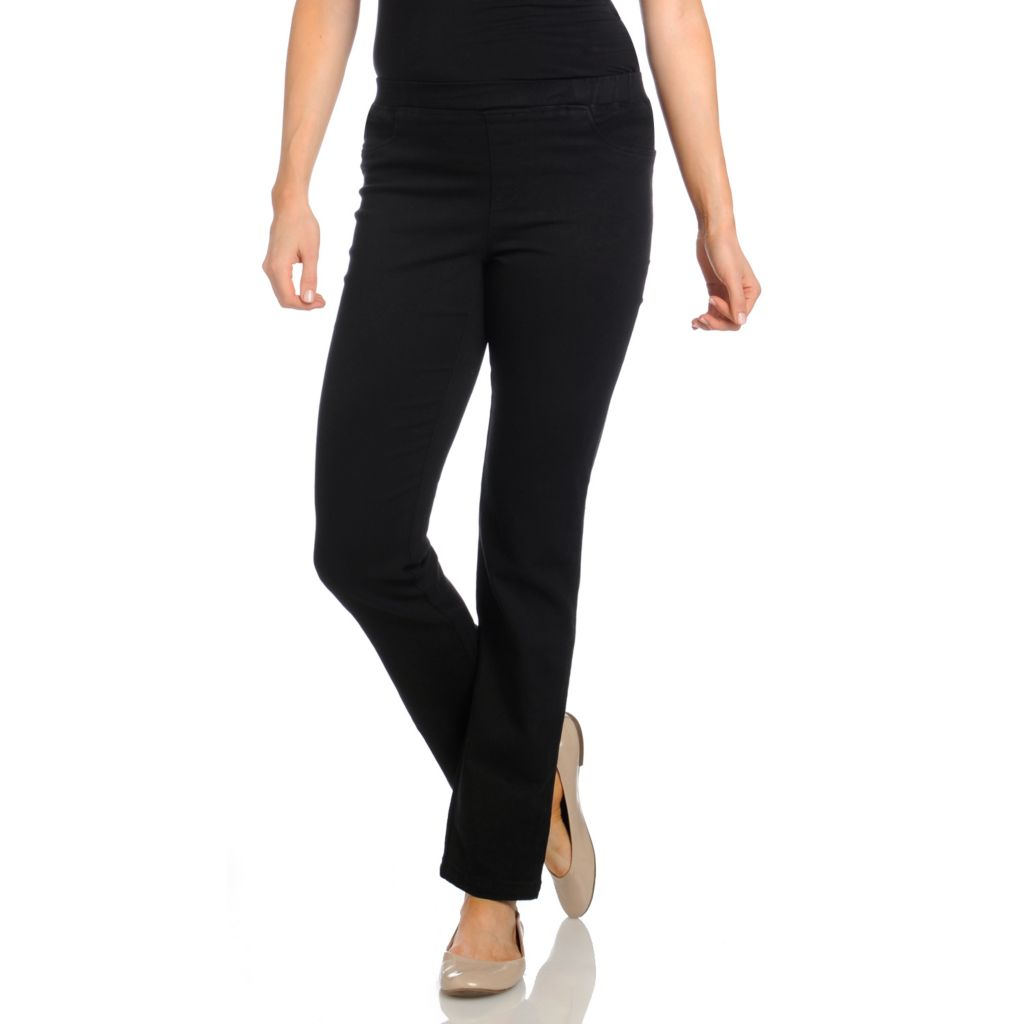 714-283 - Focus Lifestyle Stretch Twill Elastic Waist Pull-on Jeans