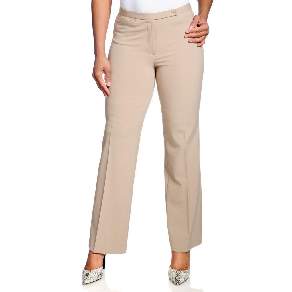 714-318 - Focus 2000 Stretch Woven Extended Tab Comfort Waist Welt Pocket Pants