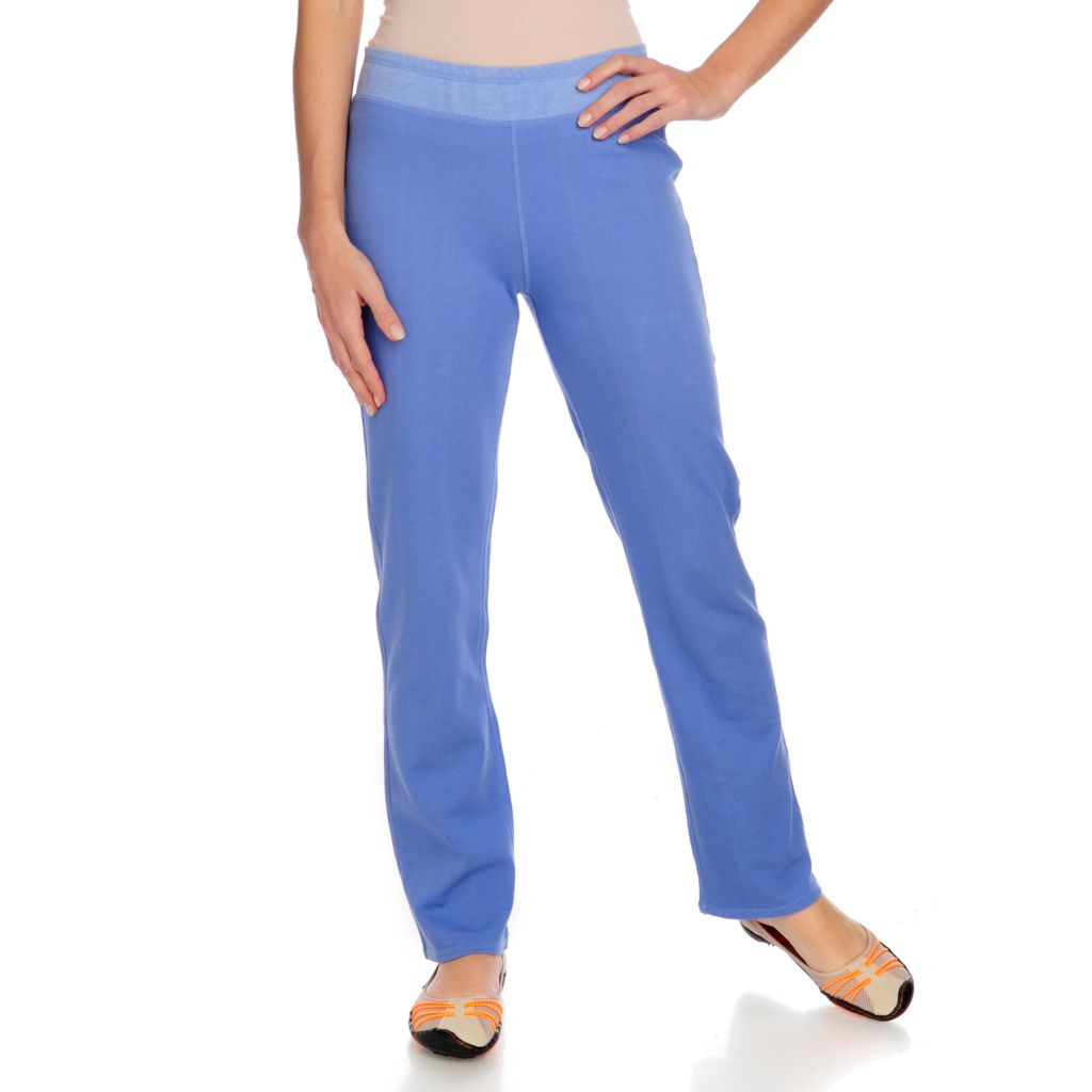 714-601 - Three Hearts Double Knit Reversible Elastic Waist Pull-on Pants