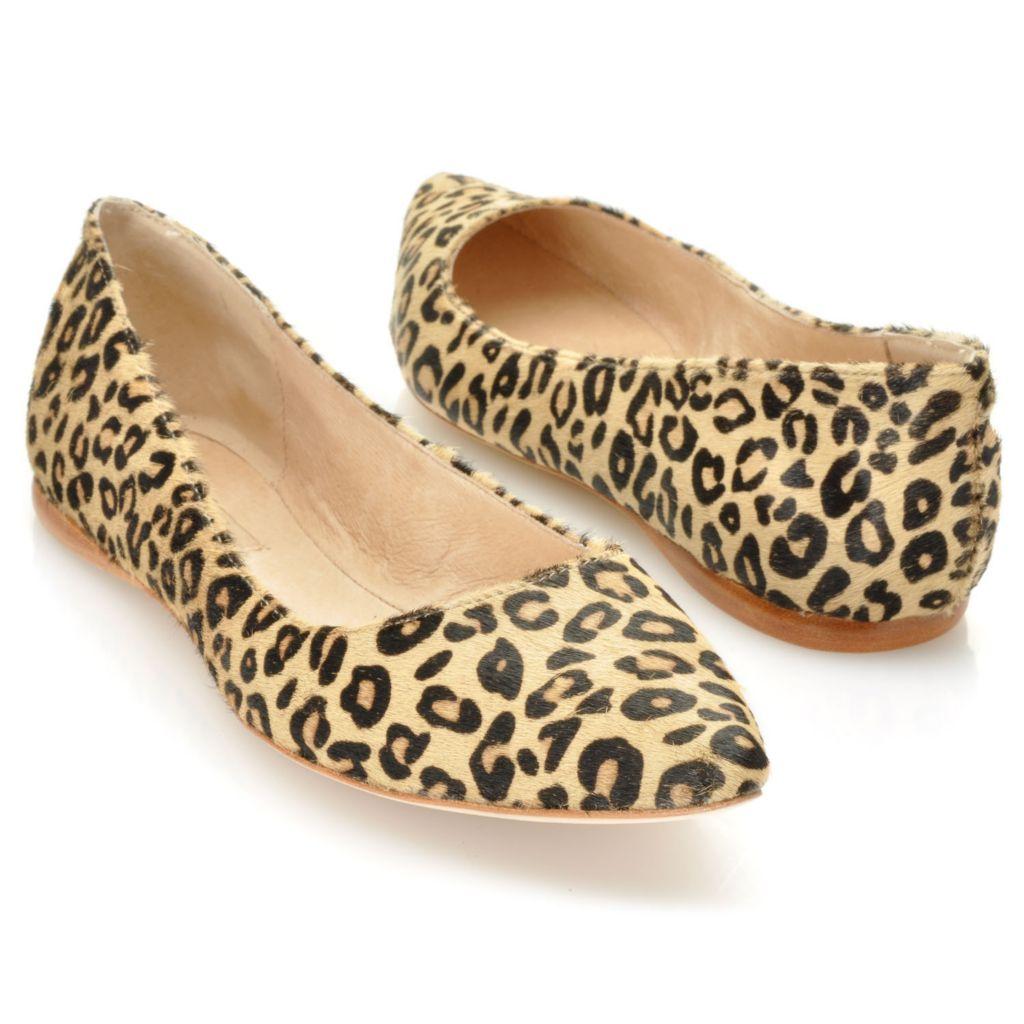 714-663 - MIA Pointed Toe Ballet Flats