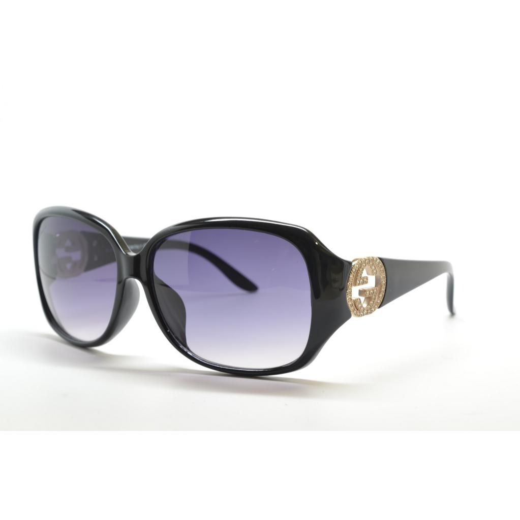 714-932 - Gucci Women's Square Shaded Designer Sunglasses