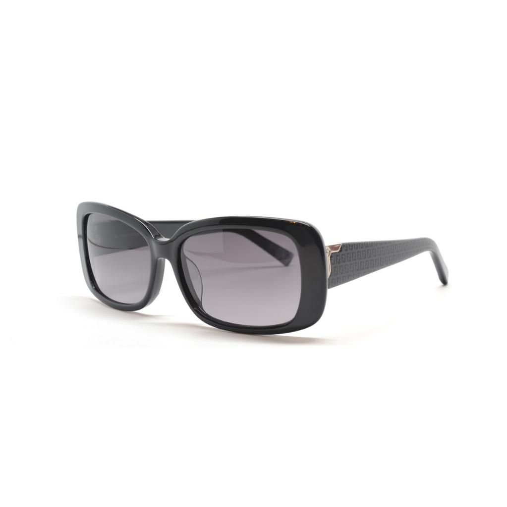 714-962 - Fendi Women's Black Square Designer Sunglasses