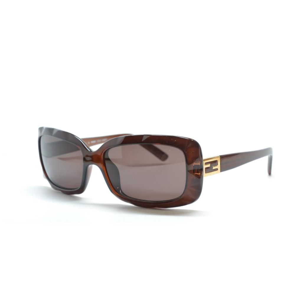 714-965 - Fendi Women's Pearlized Brown Designer Sunglasses