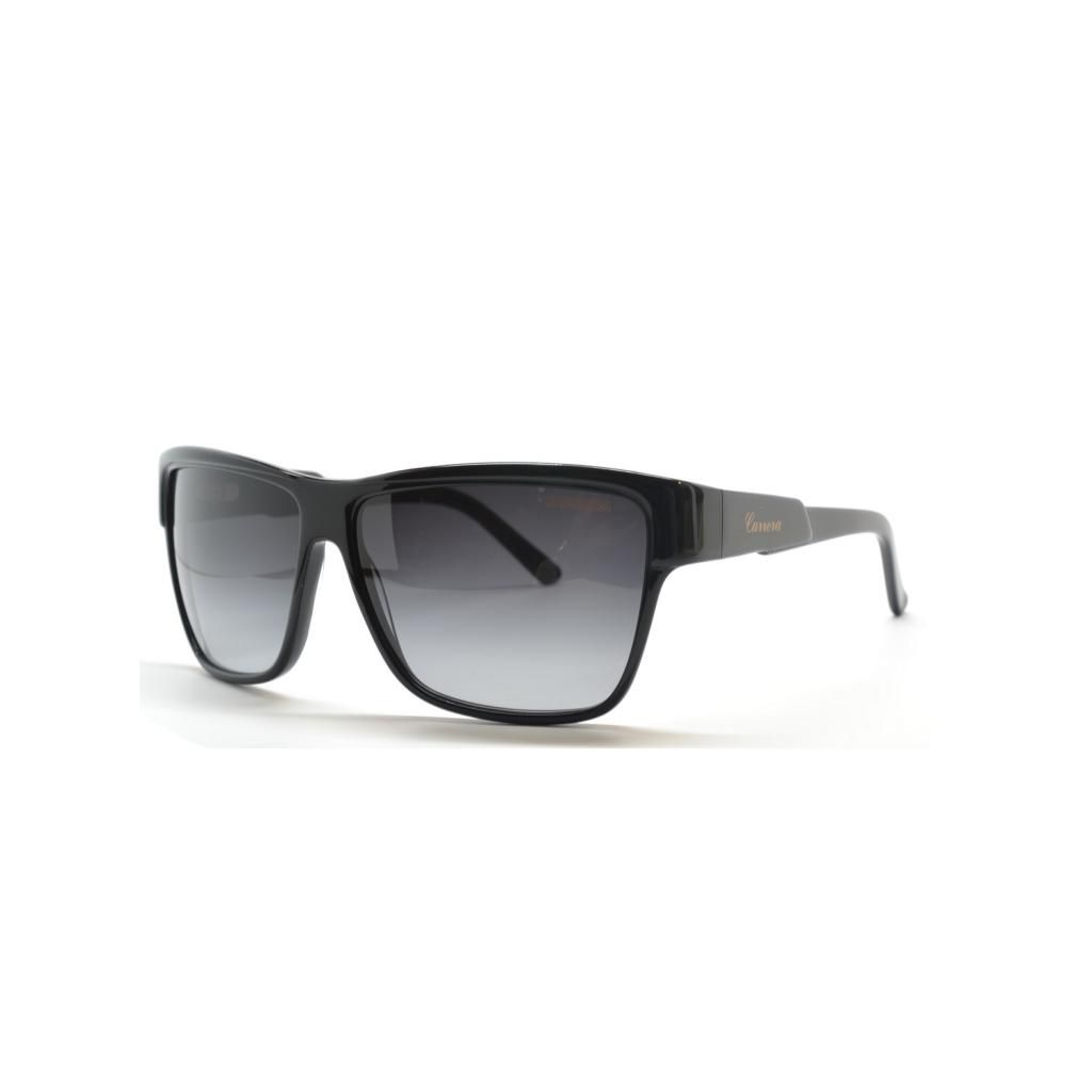 714-967 - Carrera Unisex Black Designer Sunglasses