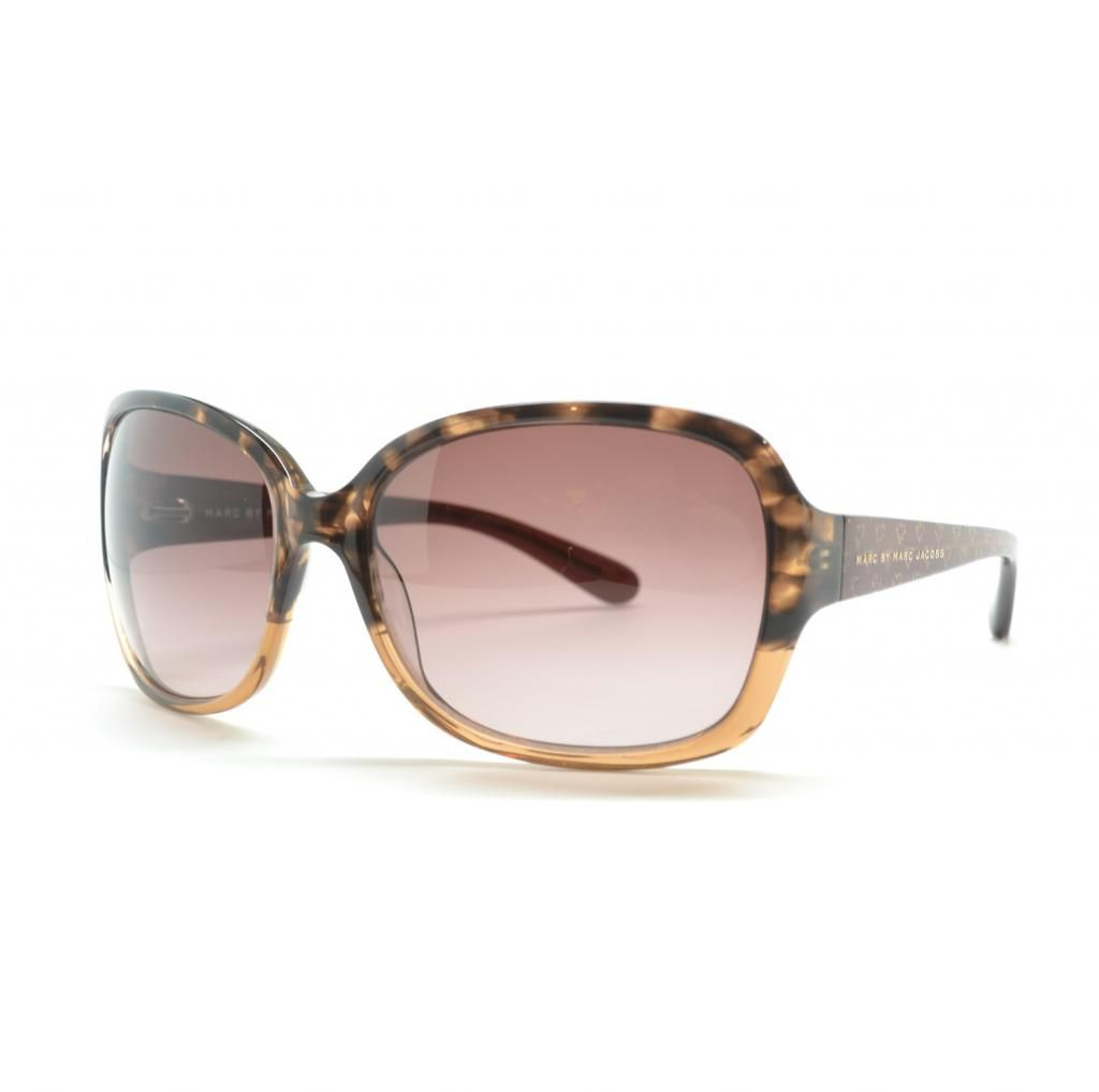 714-975 - Marc By Marc Jacobs Women's Havana Brown Designer Sunglasses