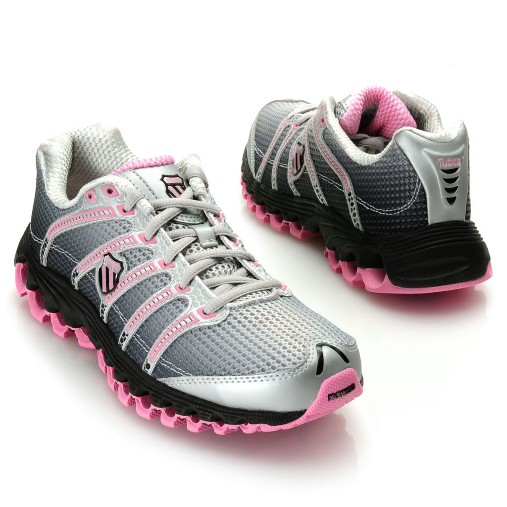 715-061 - K-Swiss® Women's Tubes™ Run 100 Fade Design Running Shoes