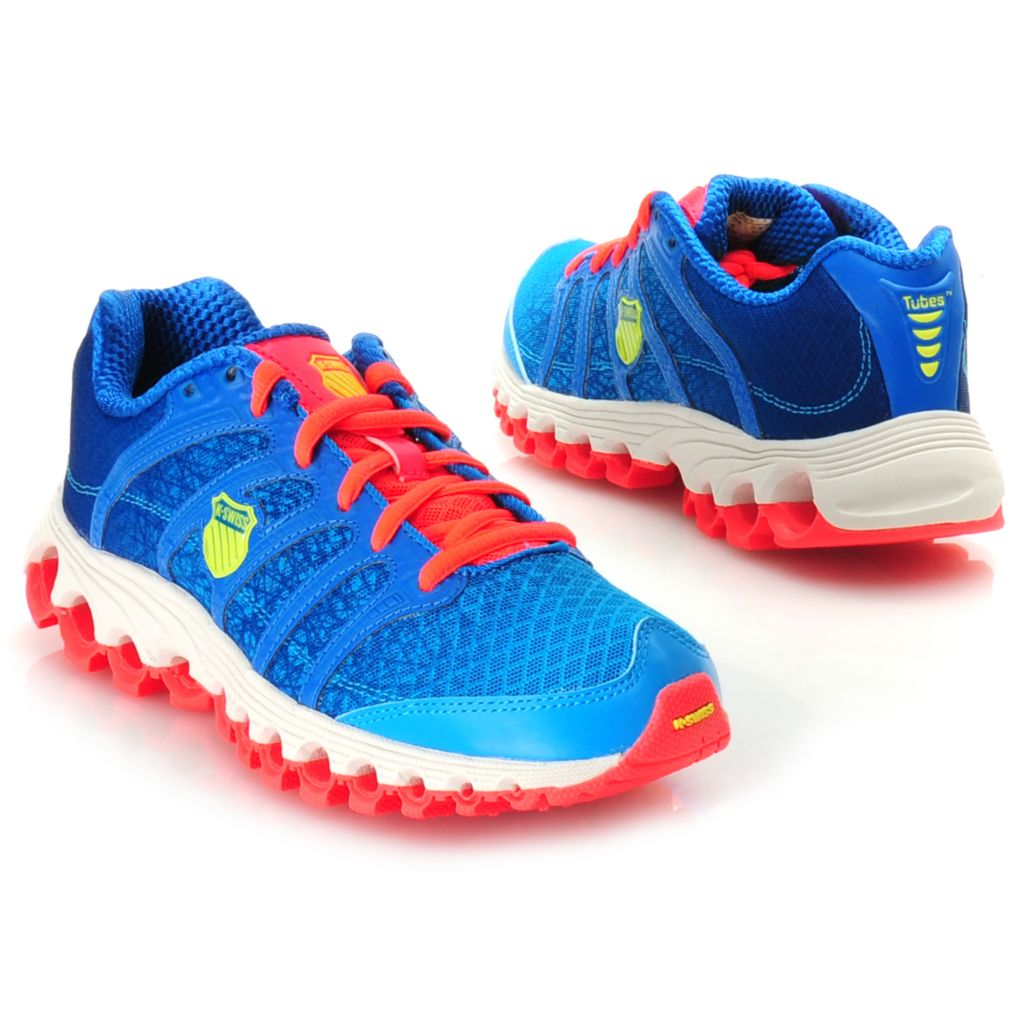 715-062 - K-Swiss® Women's Tubes™ Run 100 Fade Design Running Shoes