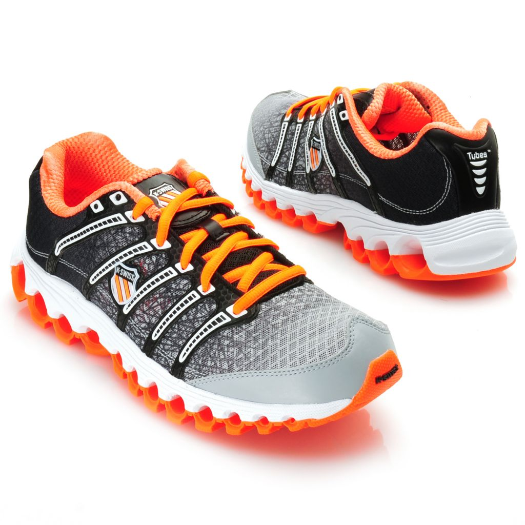 715-064 - K-Swiss® Men's Tubes™ Run 100 Fade Design Running Shoes