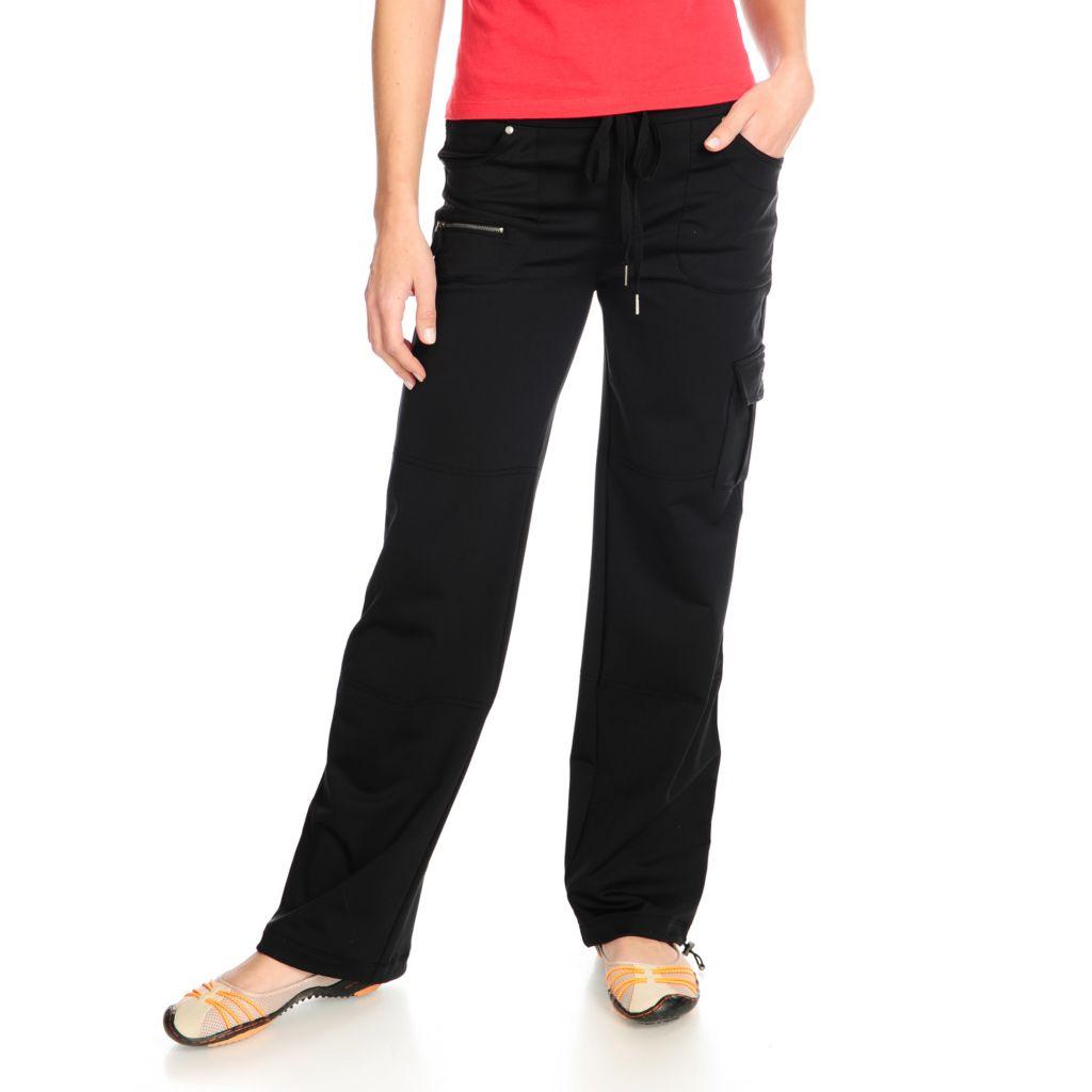 715-077 - Propella™ Stretch Nylon Drawstring Waist Utility Pants