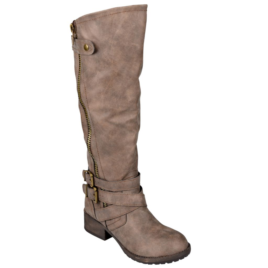 715-717 - Madden Girl by Steve Madden Women's Tall Round Toe Boots