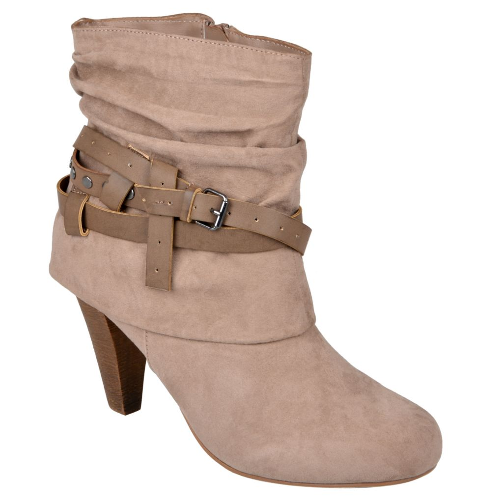 715-719 - Madden Girl by Steve Madden Women's High Heel Short Boots